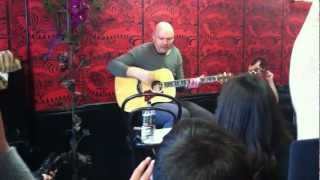 "Billy Corgan ""In The Arms Of Sleep"" at Madame Zuzu's 9/13/12"