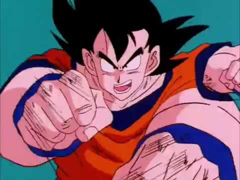 AMV Dragon Ball Z Goku Vs Space Warriors