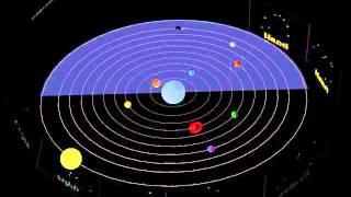 NB Solar System Game Mechanic Simulation