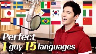 Perfect (Ed Sheeran) Multi-Language Cover in 15 Different Languages - Travys Kim