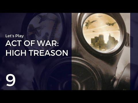 Let's Play Act of War: High Treason #9 | Cuba