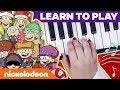 Loud House Holiday Piano Lessons + BONUS School of Rock Jingle Bells | #MusicMonday