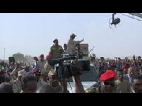 Sudan military council celebrates agreement
