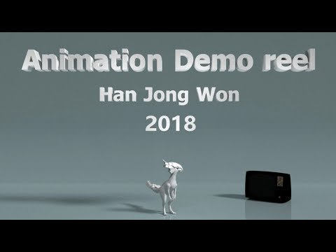 Game Animation Demoreel 2018