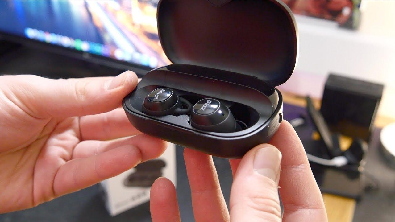 0a975f5895a Worlds First Graphene Wireless Earphones! - Zolo Liberty by Anker ...