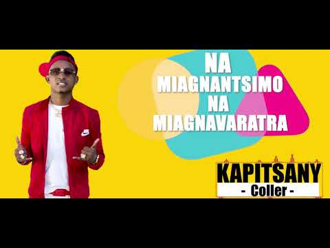 Kapitsany - COLLER (clip Audio Officiel 2020)