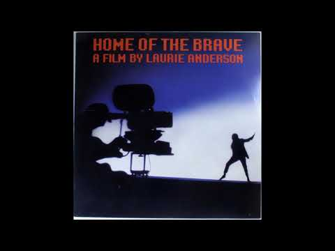 Laurie Anderson – Home Of The Brave - VINYL RIP -