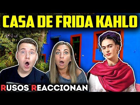 🇷🇺rusos-reaccionan-a-casa-de-frida-kahlo-en-cdmx-mÉxico-🇲🇽-|-reacción-a-frida-kahlo-la-casa-azul