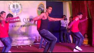 EK PAL KA JEENA REMIX BY DJ AKHEEL PERFORMED BY HEMANTH N GRP (TULUKOOTA QATAR)
