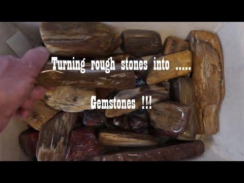 Turning Rough Stone into Gemstones !!!!