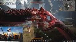 Black Desert Online - How to fight Garmoth [Tips and Tricks]