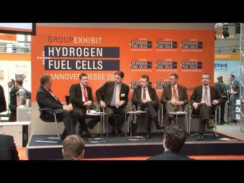 Pressekonferenz: Wasserstoff - der Energiespeicher regenerativer Energien