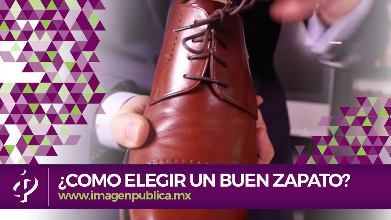 Cómo elegir un buen zapato  - Alvaro Gordoa - Colegio de Imagen ... 20d0b4ed5f942