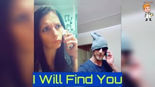 South African TikTok Duet I Will Find You (Funny Clip)