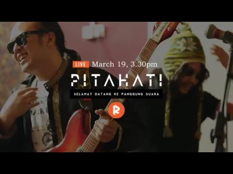 PITAHATI @ Rojak Session ✔