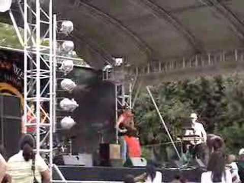 CODA at Cape Town Festival in Company's Garden