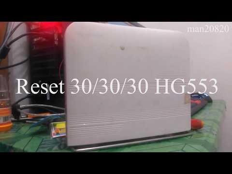 Reset 30/30/30 HG553