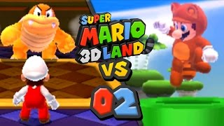 Let's Race: Super Mario 3D Land - Episode 2: The Power of The Tanooki!