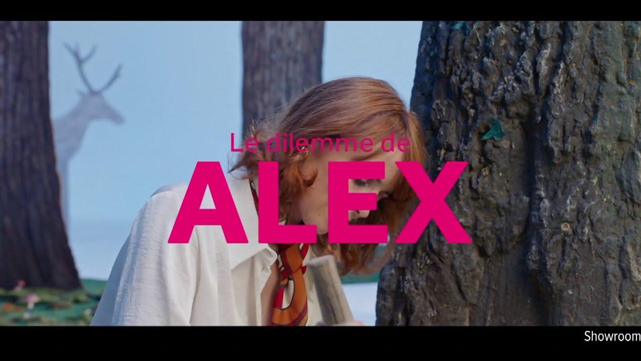 """Musique de la pub Showroomprive.com """"le dilemme de Alex""""  Juillet 2021"""