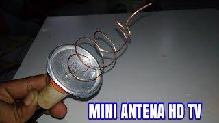 Mini Antena Hd Tv Youtube