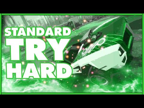 ROCKET LEAGUE FR   TRY HARD EN STANDARD LUCK, LUCK & COCHONNERIE !!