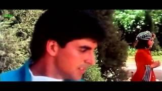 Kitni hasrat hai hame tumse dil lagane ki - Sainik (1993)