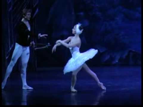 Swan Lake - Balaban Cristina, Kiev ballet, Балабан Кристина-Лебединое