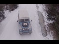 Land Rover Series 2A 1964 - Drone footage