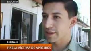 Habla Víctima de carabineros torturadores.wmv