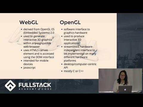 WebGL Tutorial - 3D Rendering in the Web Browser with WebGL