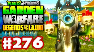 Plants vs. Zombies: Garden Warfare - Gameplay Walkthrough Part 276 - Scary Future Cactus! (PC)