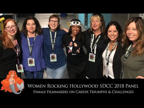 Women Rocking Hollywood 2018: Female Filmmakers, Pilots, Projects, & Parity