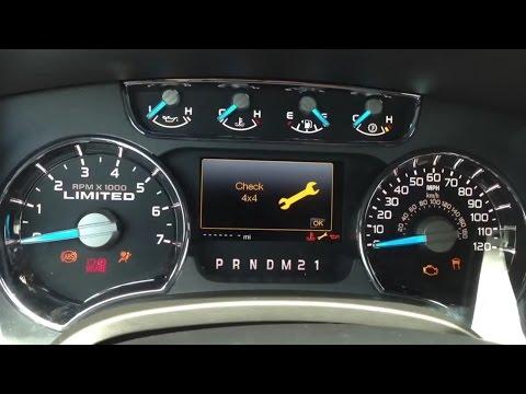 Quick FREE fix for P1867 Code + 'Check 4x4' non-working Ford F-150, F-250 4 Wheel Drive
