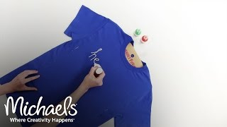 Fabric Paint | DIY Apparel | Michaels