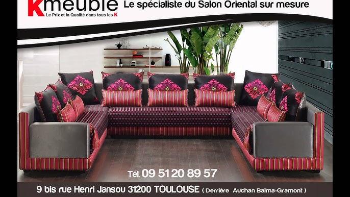 salon marocain k meuble toulouse