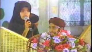 mehfil-e-naat at wedding of farhan qadri kids naats