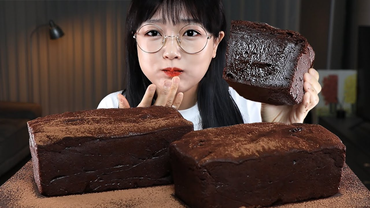 ASMR YEMEK Çikolatalı Şekerleme🍫 | MUKBANG