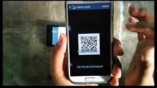 Samsung Galaxy S4 : How to scan QR Code (Android Kitkat)