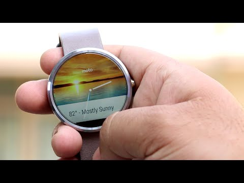 Best Apps For Android Wear 2015 (Moto 360)
