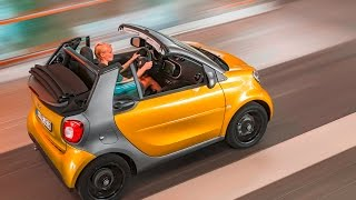 Smart Fortwo Cabrio - 2016 Green Design Video