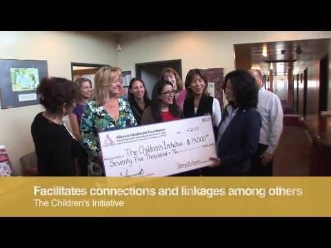 AHF MSG The Children's Initiative