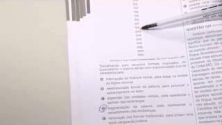 CHROMOS GABARITO ENEM 2015 - Marina - Português - Questão 120 -   Prova Amarela