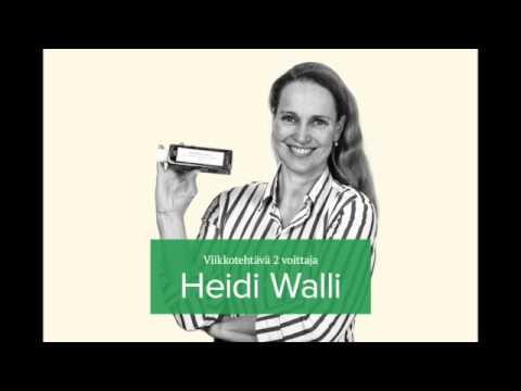 Jokamiesluokan Startup: Heidi Walli Enbuske Linnanahde Crewn haastattelussa Radio Novalla