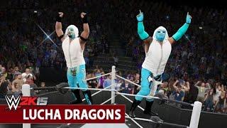 WWE 2K15 Community Showcase: Lucha Dragons (PlayStation 4)