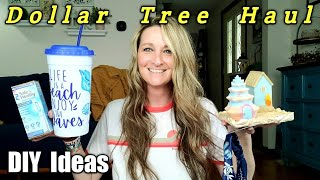 Dollar Tree Haul | All New| Sharing DIY Ideas & Opening Products | May 2