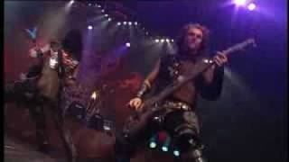 HammerFall - One Crimson Night - Legacy Of Kings