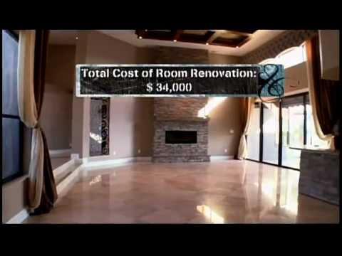Vanilla Ice Installs a Dimplex Synergy Wall-mount Electric Fireplace