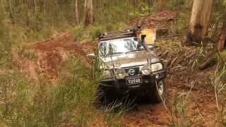 4x4 Adventure Club - Big River Aug 2015