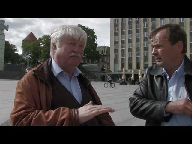 Lilleküla Televisioon - Elektrituru mitteavamise konverents (Vabaduse väljakul 03.06.2012)