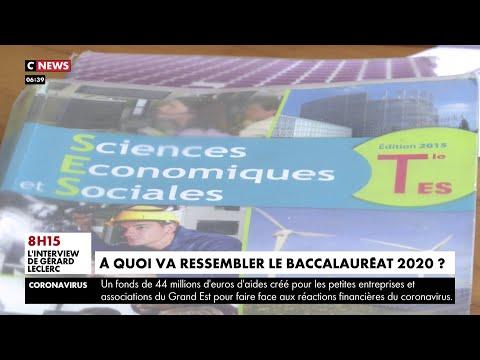 Coronavirus: à quoi va ressembler le baccalauréat 2020 ?